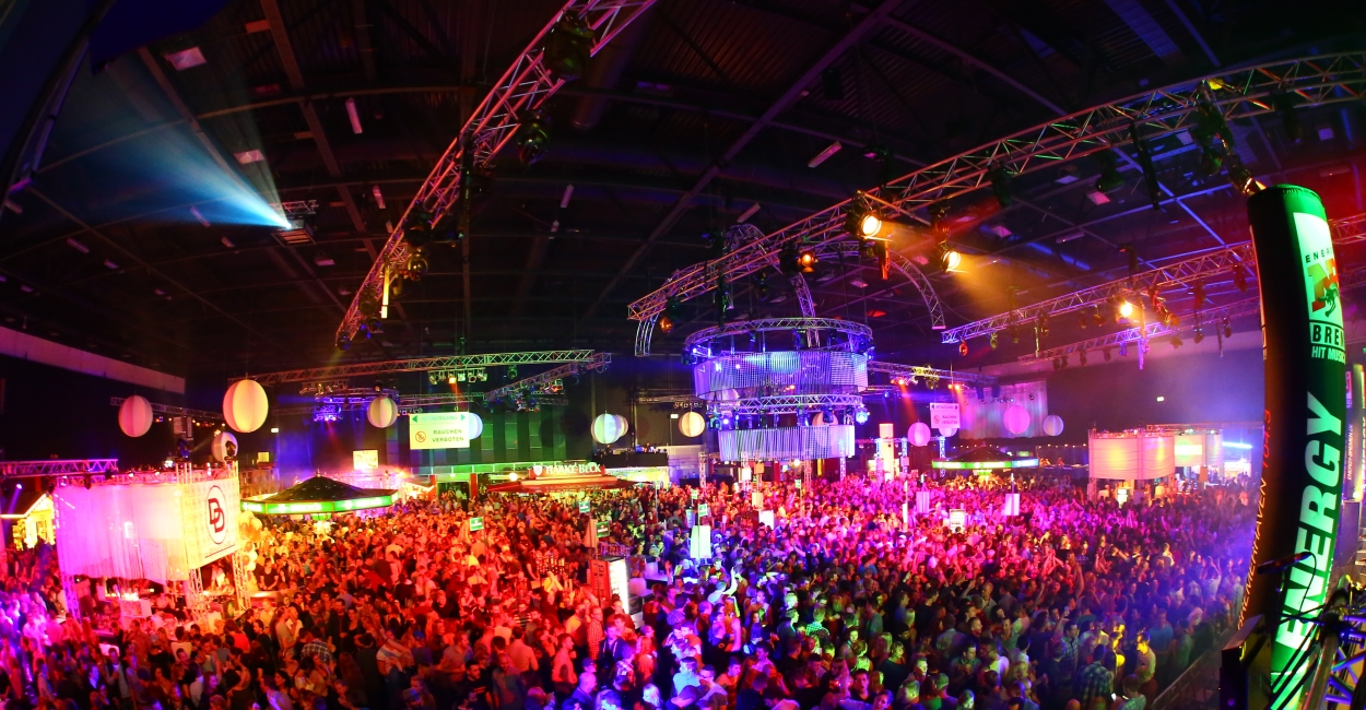 17.10.2014 Halle 7 - Party total