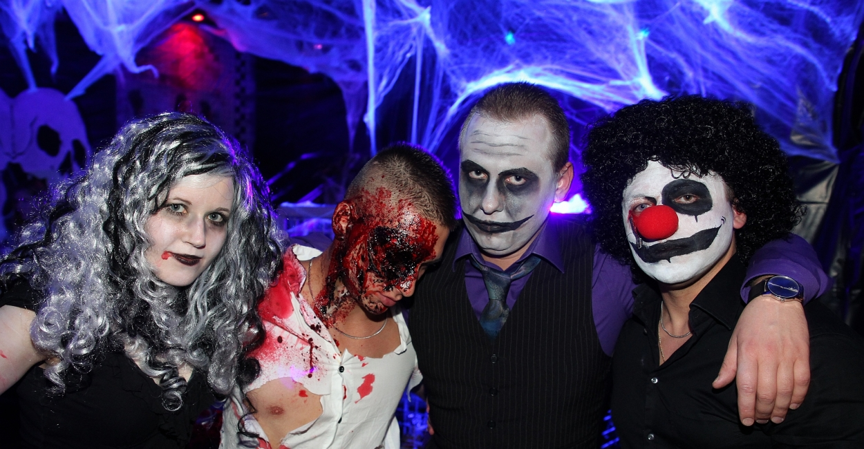 31.10.2014 Fun Factory - House of Horror