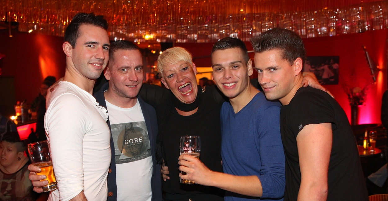 31.12.2014 GayCANDY - Silvester Special