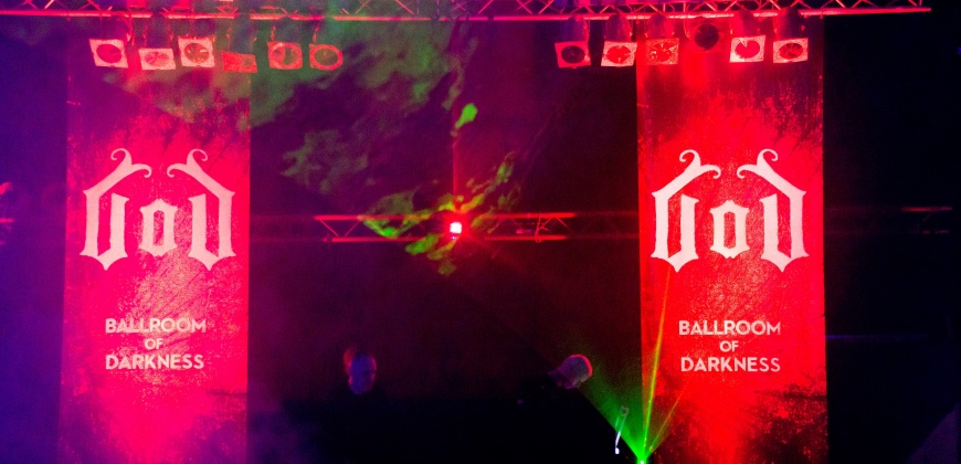 26.12.2015 Ballroom Of Darkness