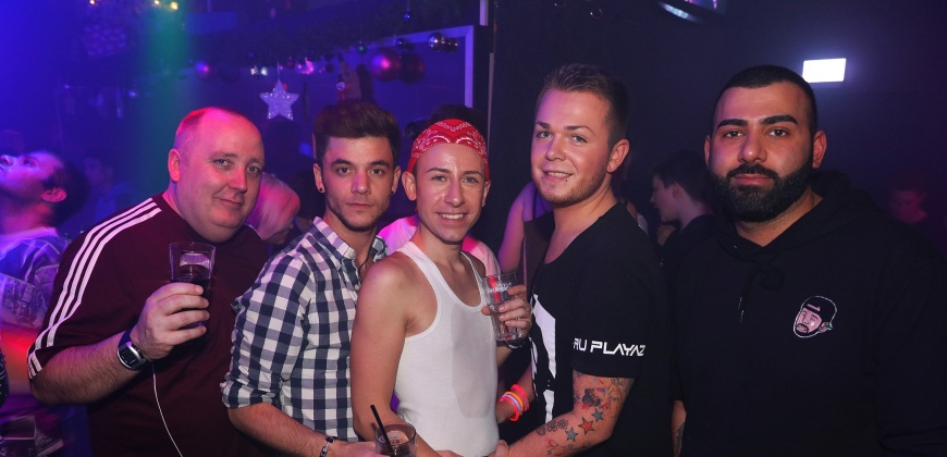 16.12.2017 GayCANDY - XMAS meets BDAY
