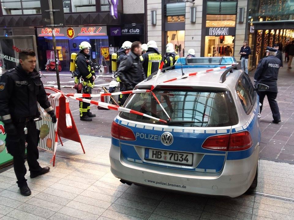 Feuer Bremen feuer im nff cityflash bremen szenenight
