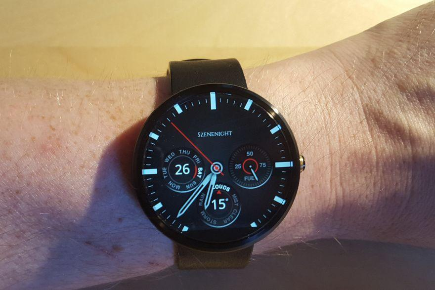 szenenight smartwatch