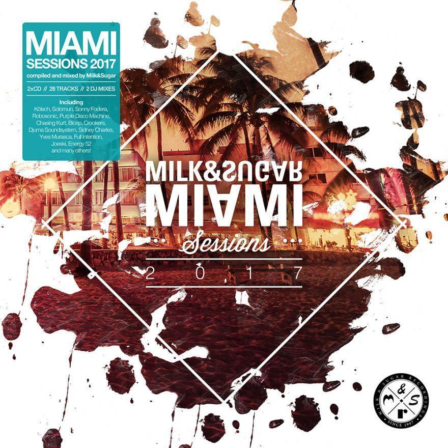 MS Miami Sessions 2017 Cover