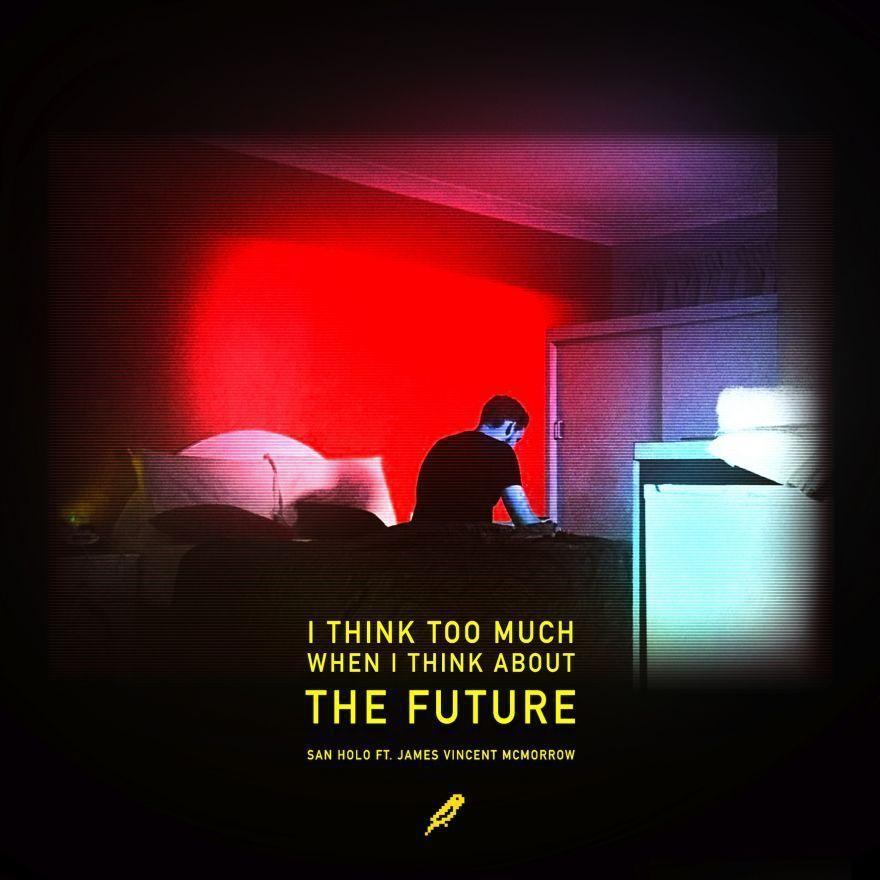 Artwork SanHolo TheFuture m