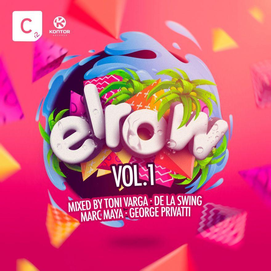 Elrow Vol.1 Cover branded