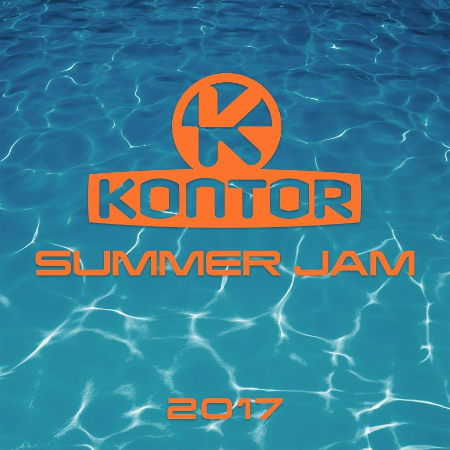 Kontor Summer Jam 2017 Cover