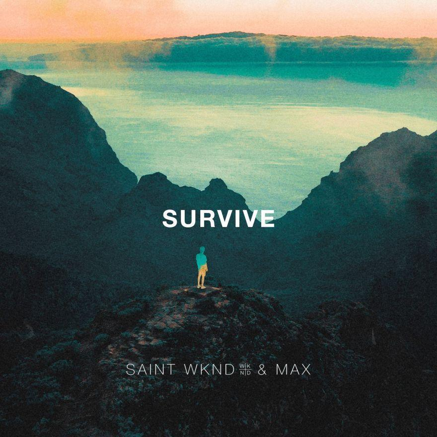 Cover SAINT WKND Survive