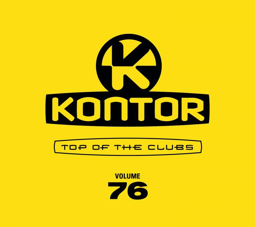 Cover Kontor Top Of The Clubs Vol. 76 CMYK