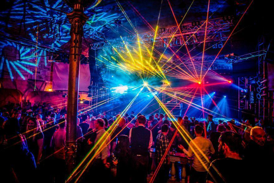 U30 Party Aachen 2017 Tivoli