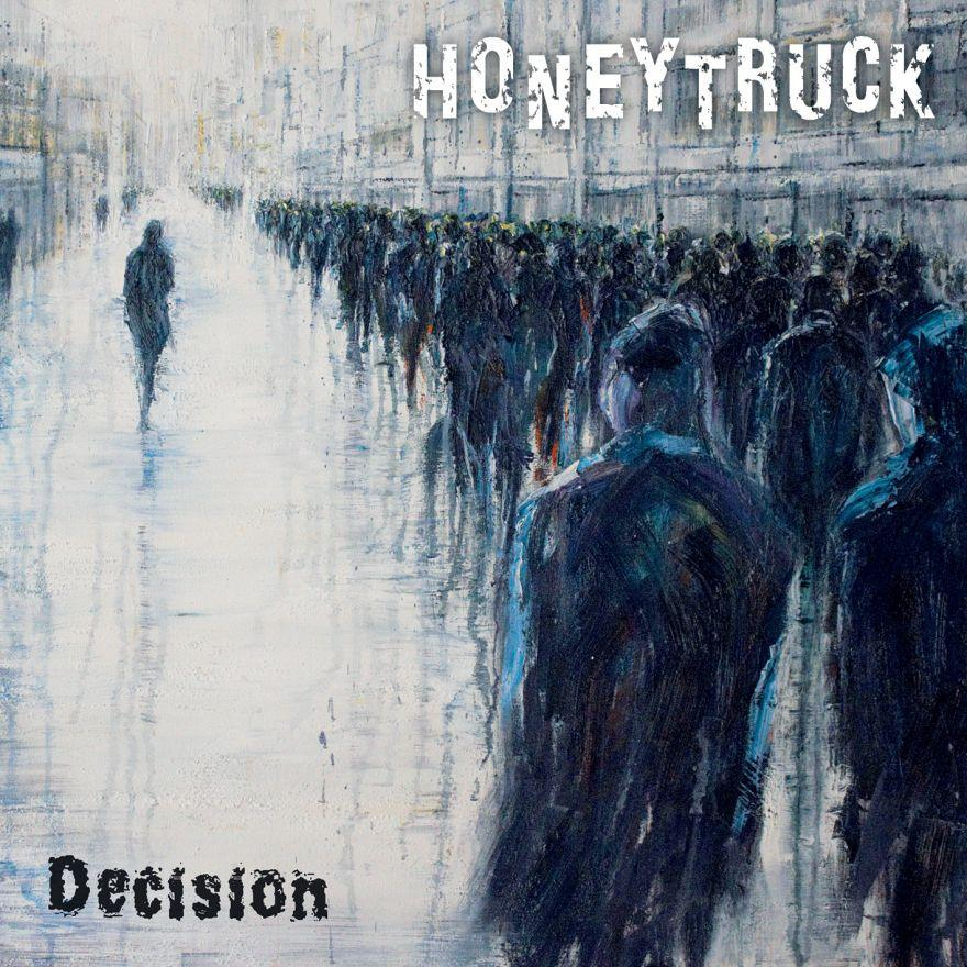 Cover Honeytruck Decision mitLogo