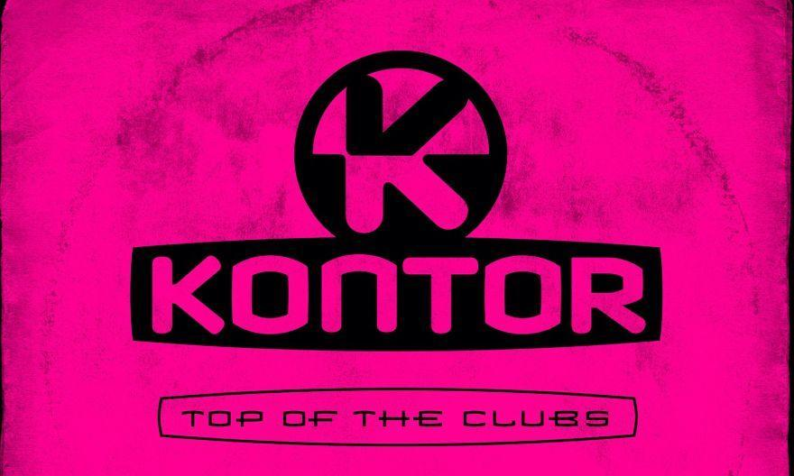 Kontor Top Of The Clubs The Ultimate House Collection RGB Cover PM