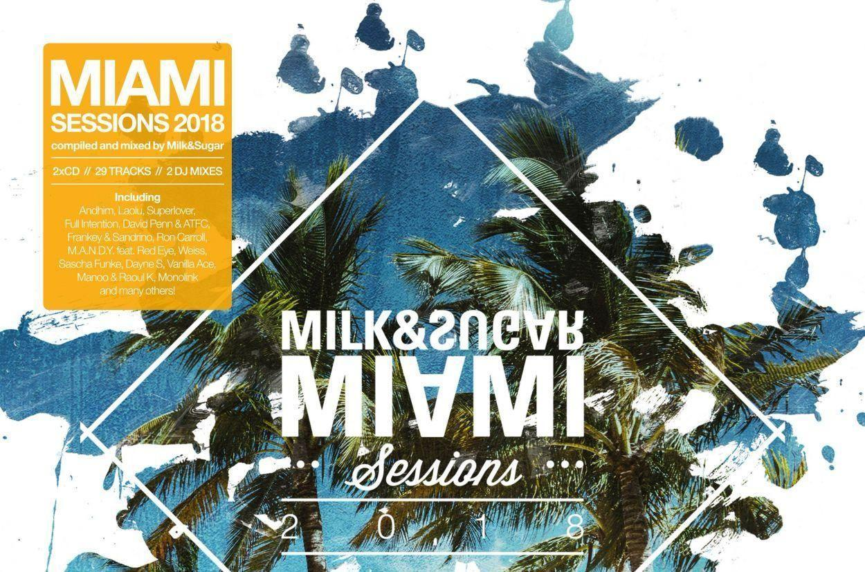 MS Miami Sessions 2018 Cover kl