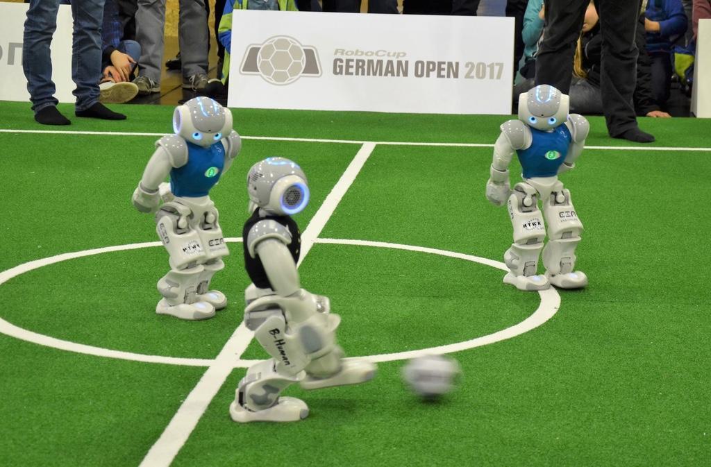 2018 04 24 B Human RoboCupGermanOpen