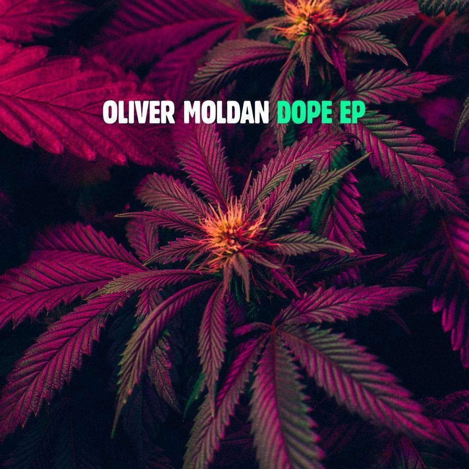 Cover Oliver Moldan Dope EP