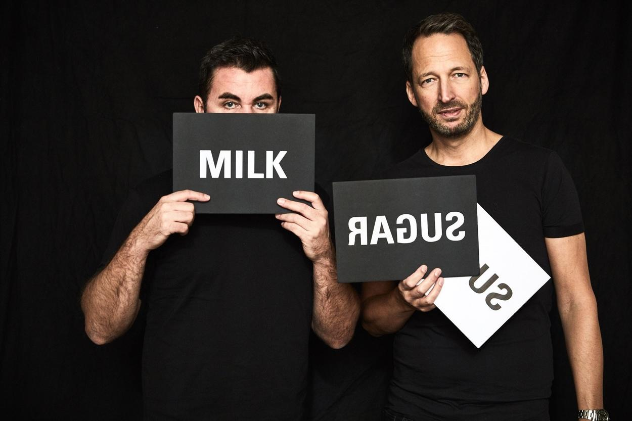 MilkSuagr Pressebild