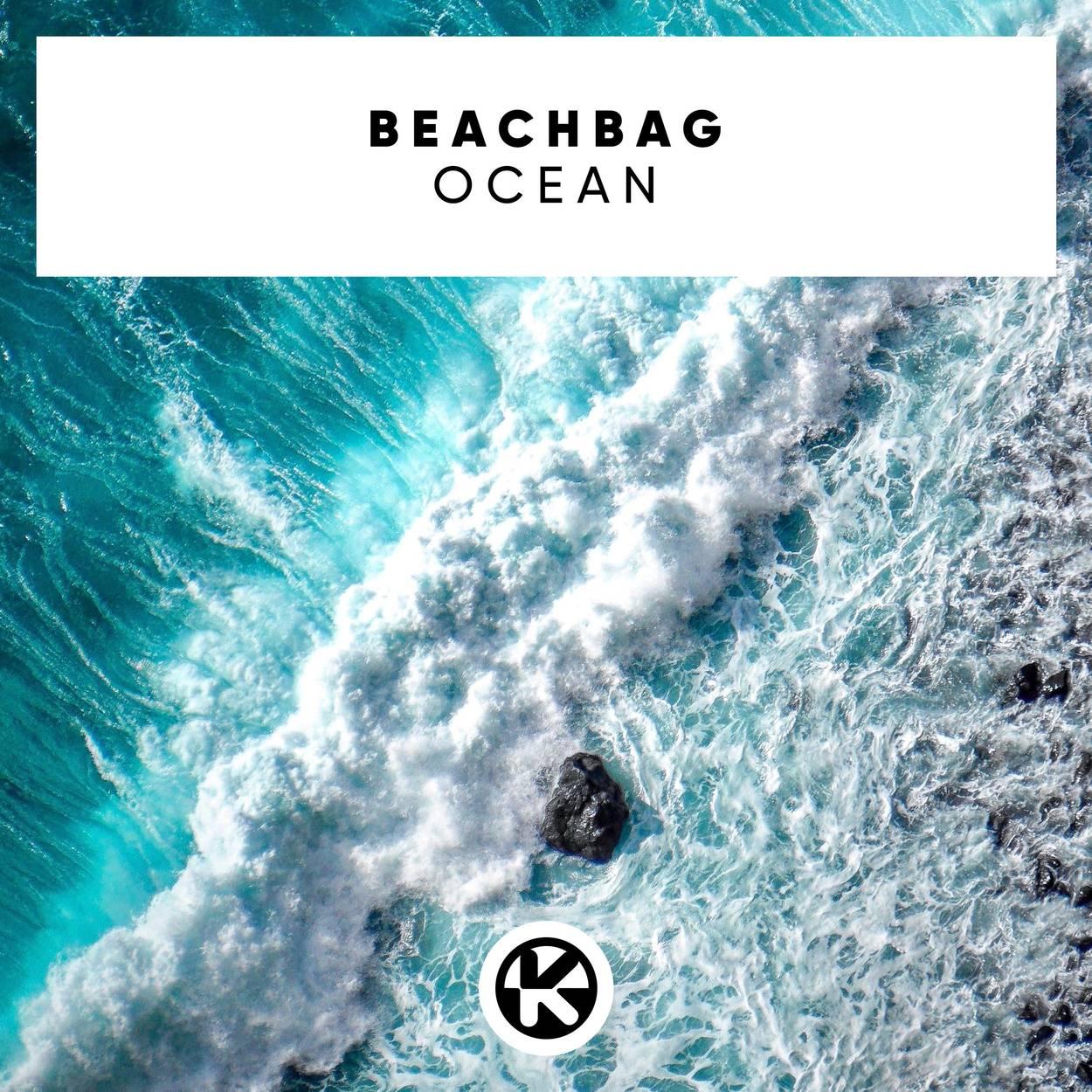 Cover Beachbag Ocean