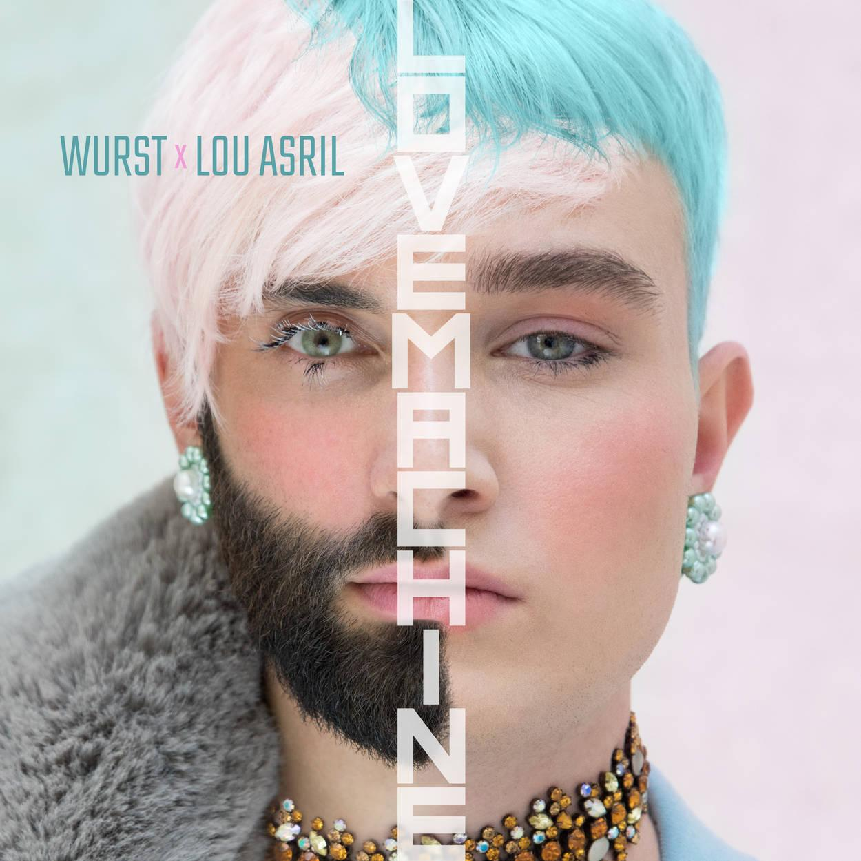 WURST x Lou Asril Cover Lovemachine