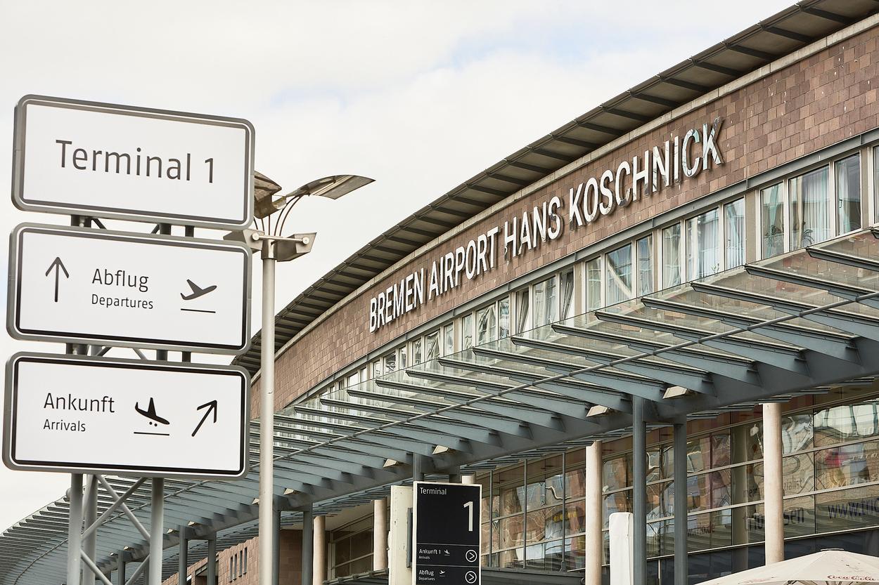 Bremen Airport 1 pressefoto
