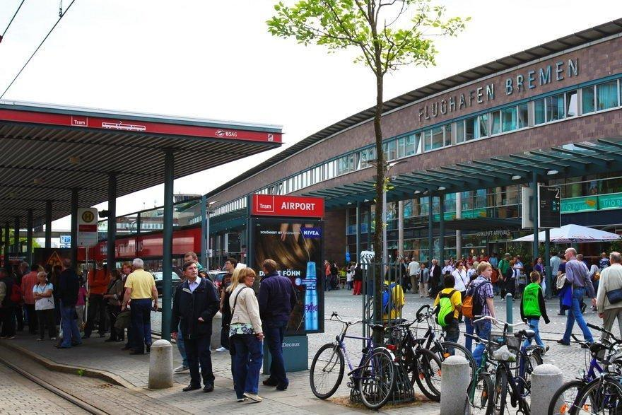 Reiseshopping am Bremen Airport